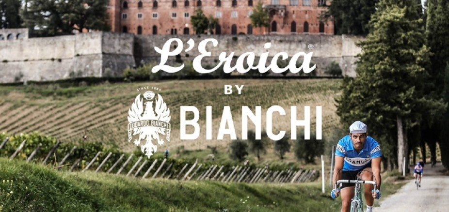 L'Eroica powered by Bianchi